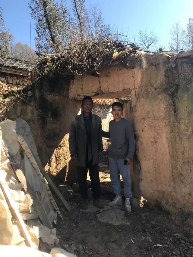 彝族年间拜访老人家